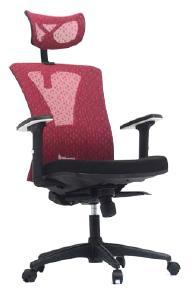 Cadeira Telada Presidente BLM0241P – Vermelha