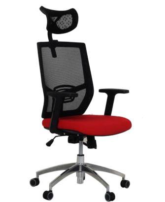 Cadeira Presidente Telada 916P – Vermelha