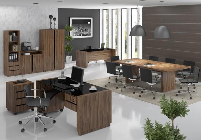 Ambiente Glass Artesano 02 – Nogal