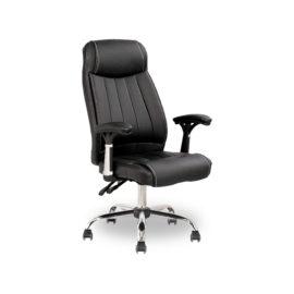 Cadeira Presidente Ergonômica – REF 4351 – Preta