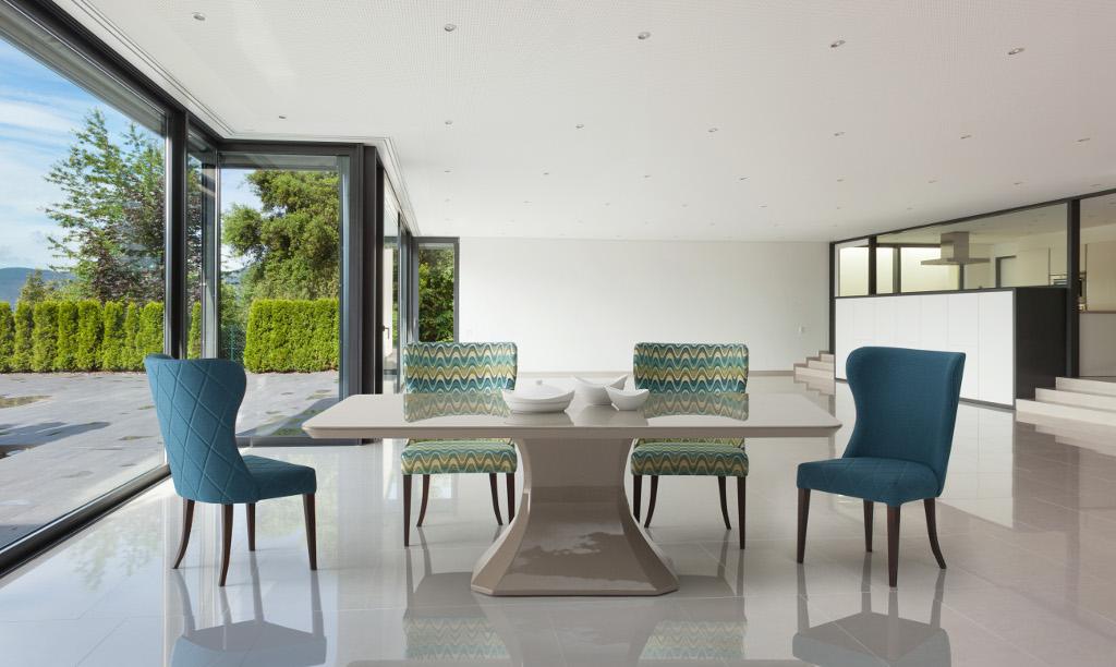 Mesa Jantar retangular – Cadeira Bel_