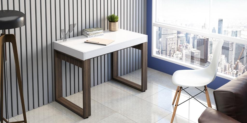 Moveis_para_escritorio_campinas_Ambiente Escrivaninha Squadra Fechada