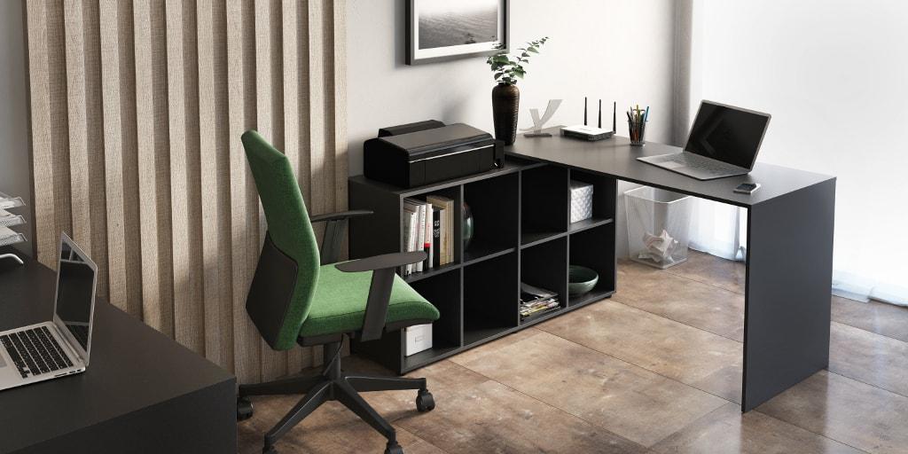Moveis_para_escritorio_campinas_Ambiente Mesa Nero